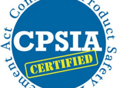 We acquired the CPSIA (Consumer Product Safety Improvement Act).